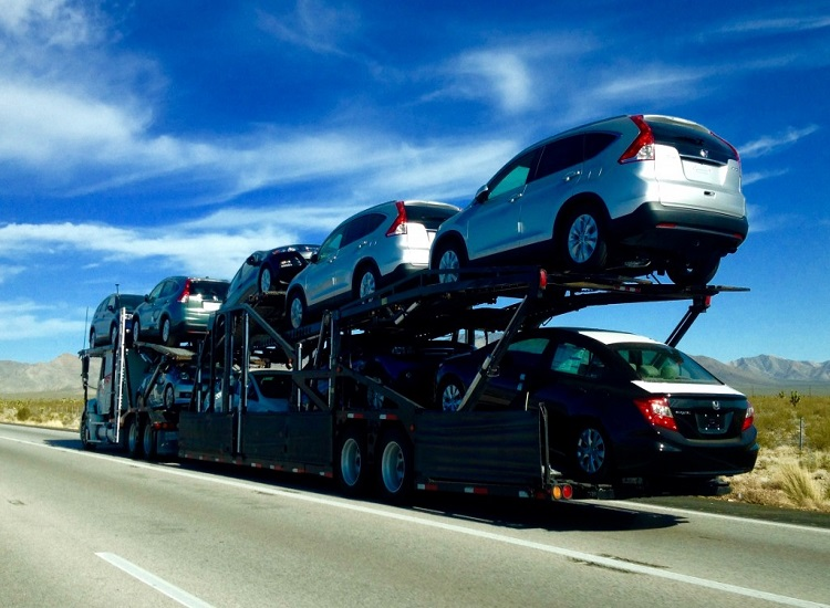 Auto Transport Services From California to Kansas